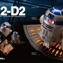 Star Wars The Empire Strikes Back: R2-D2 Egg Attack Statue