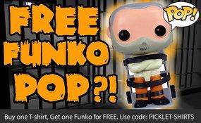 It's free! Funky Pop!