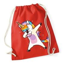 Shoulder Bag Dabbing Unicorn