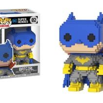 DC Comics POP! 8-Bit Vinyl Figure Batgirl 9 cm