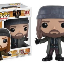 Walking Dead POP! Television Vinyl Figure Jesus 9 cm