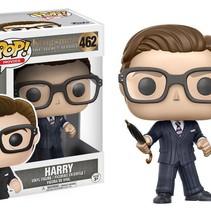 Kingsman The Secret Service POP! Movies Vinyl Figure Harry 9 cm