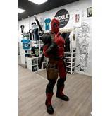 NECA Marvel Classics Life-Size Statue Deadpool (Foam Rubber/Latex) 185 cm