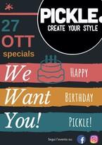 Happy Birthday Pickle!!