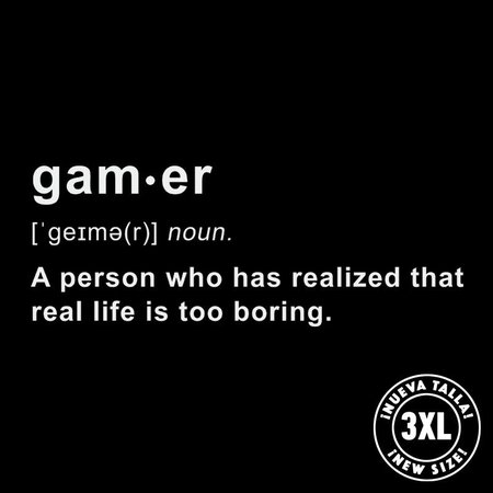 Pampling Gamer by Definition by Willy Wonka