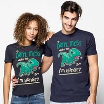 Hungry Raptor de Geekydog