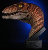 Chronicle Collectibles Jurassic Park 2 Bust 1/1 Male Raptor 76 cm