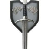 Game of Thrones Replica 1/1 Longclaw King in the North Edition (Damascus Steel) 114 cm