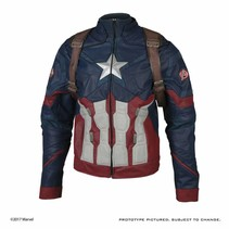 Captain America Civil War Replica Captain America Jacket