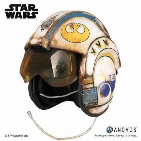 Anovos -  Star Wars Star Wars Episode VII Replica 1/1 Rey Salvaged X-Wing Helmet Accessory Ver.