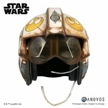 Star Wars Episode VII Replica 1/1 Rey Salvaged X-Wing Helmet Accessory Ver.