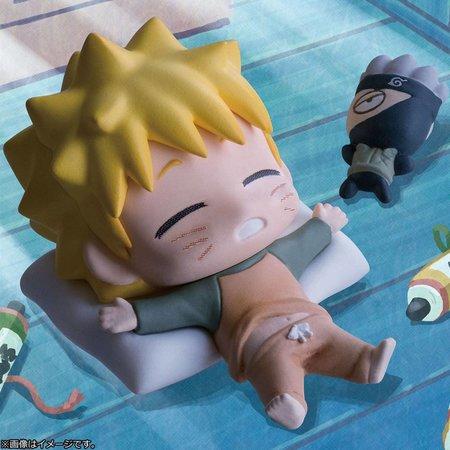 Megahouse Naruto Shippuden Petit Chara Land Trading Figure 6-Pack Kakashi Special Set 5 cm