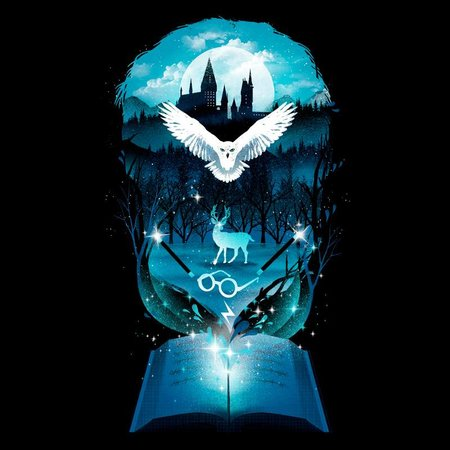 Pampling Book of Fantasy by Dandingeroz