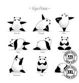 Pampling Yoga Panda by TobiasFonseca