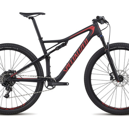 Specialized Epic Comp Carbon, black/red