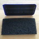 Polierblokje-pad dik zwart intensiefreiningen 250x115mm dik 25mm