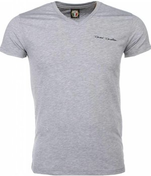 David Mello Camisetas - Basica Exclusivo - Gris