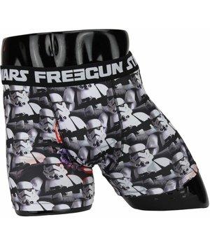 Freegun Bóxers - Star Wars Stormtroopers Bóxers - Negro/Blanco