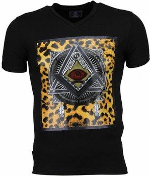 Local Fanatic Camisetas - Mason Camisetas Personalizadas - Negro
