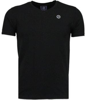 Local Fanatic Camisetas - Basic Exclusive Personalizadas - Negro