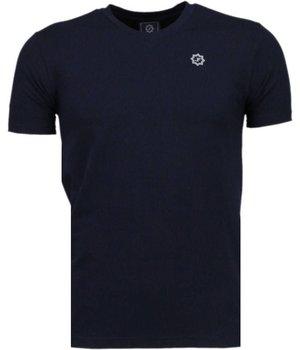 Local Fanatic Camisetas - Basic Exclusive Camisetas Personalizadas - Azul
