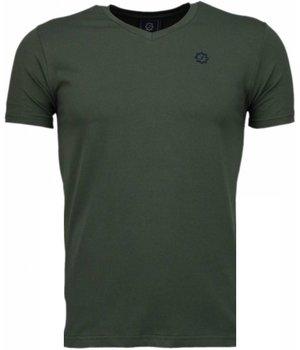 Local Fanatic Camisetas - Basic Exclusive Camisetas Personalizadas - Verde