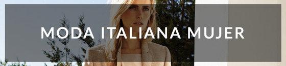 Moda italiana mujer