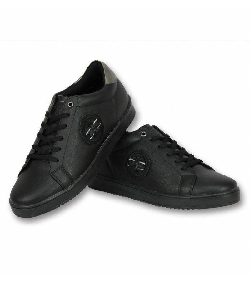 Cash Money Zapatillas Bee Negro- Zapatos Para Hombre  - Negro