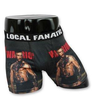 Local Fanatic Underwear hombre - Calzoncillos deportivos - B-6283