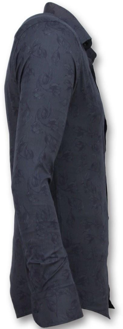 13bec2403857 ... Gentile Bellini Camisas modernas para hombre - Moda de hombre italiana  - 3005 - Azul