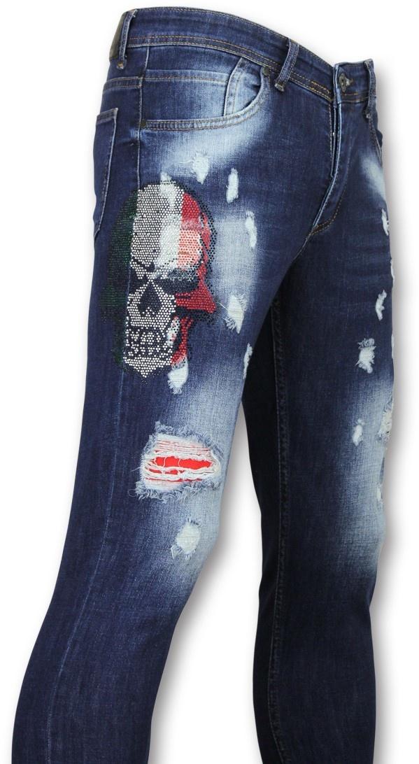 Jeans Hombre Pantalones Vaqueros Hombre Oferta Styleitaly Es