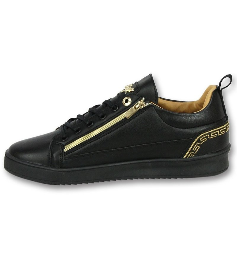 Cash Money Zapatillas deportivas s - Zapatos Hombre Cesar Full Black - CMP97 - Negro