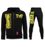 Local Fanatic Chandal Hombre  - TMT Floyd Mayweather - Negro