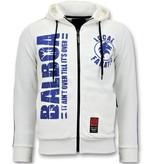 Local Fanatic Chandal Hombre  - Rocky Balboa Sport - Blanco