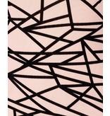 PARISIAN Impresión del extracto de largo envuelta de malla Vestido ajustado - Mujeres - rosa