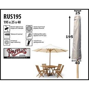 Hoes voor parasol, H: 195 cm