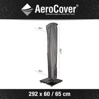 AeroCover zweefparasolhoes, H: 292 cm
