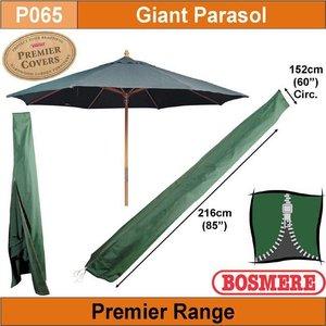 Parasolhoes, H: 216 cm