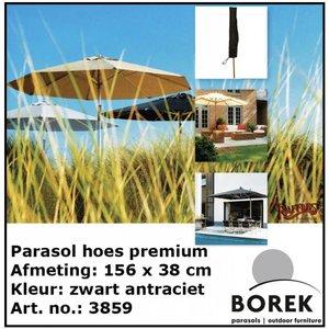 Borek parasolhoes, H: 156 cm x 18 / 38 cm