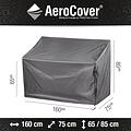 AeroCover Hoes voor tuinbank, 160 x 75 H: 85 / 65 cm