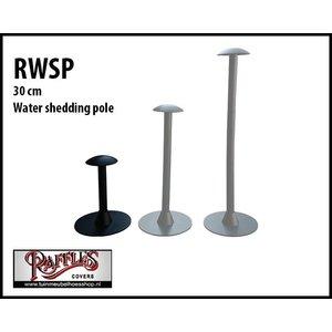 Water shedding pole, H: 30 cm