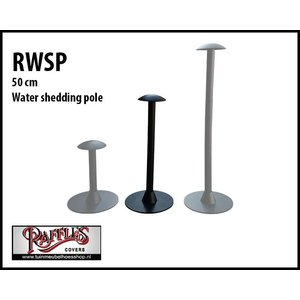 Water shedding pole, H: 50 cm