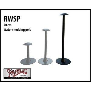 Water shedding pole, H: 70 cm