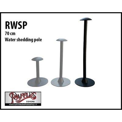 Water shedding pole 70 cm