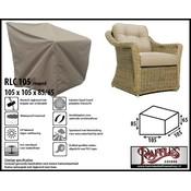 Raffles Covers Afdekhoes loungestoel 105 x 105 H: 85 /65 cm