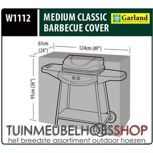 Beschermhoes barbecue, 124 x 61 H: 91 cm