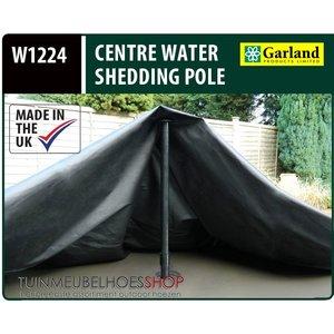 Water shedding pole, H: 121 cm