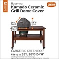 Ravenna, Classic Accessories Hoes voor Kamado  Large, 81 x 66 H: 61 cm