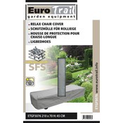 EuroTrail Ligbedhoes 210 x 70 H: 45 cm