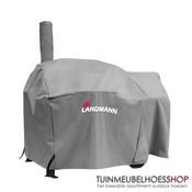 Landmann Smoker Wagon hoes 159 x 97 cm H: 143 cm